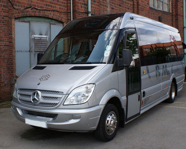 Minibus Bus Hire